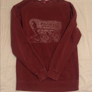 Oklahoma Sooners sweatshirt